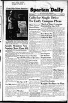 Spartan Daily, January 11, 1950 by San Jose State University, School of Journalism and Mass Communications
