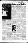 Spartan Daily, January 17, 1950 by San Jose State University, School of Journalism and Mass Communications