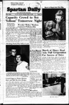 Spartan Daily, January 18, 1950 by San Jose State University, School of Journalism and Mass Communications