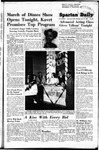 Spartan Daily, January 19, 1950 by San Jose State University, School of Journalism and Mass Communications