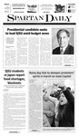 Spartan Daily March 15, 2011 by San Jose State University, School of Journalism and Mass Communications