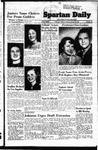 Spartan Daily, January 23, 1950 by San Jose State University, School of Journalism and Mass Communications