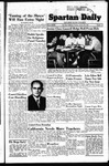 Spartan Daily, January 24, 1950 by San Jose State University, School of Journalism and Mass Communications