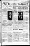 Spartan Daily, January 27, 1950 by San Jose State University, School of Journalism and Mass Communications