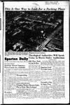 Spartan Daily, January 31, 1950 by San Jose State University, School of Journalism and Mass Communications