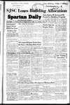 Spartan Daily, February 1, 1950 by San Jose State University, School of Journalism and Mass Communications