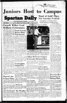Spartan Daily, February 3, 1950 by San Jose State University, School of Journalism and Mass Communications