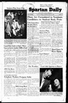 Spartan Daily, February 8, 1950 by San Jose State University, School of Journalism and Mass Communications