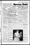 Spartan Daily, February 9, 1950 by San Jose State University, School of Journalism and Mass Communications