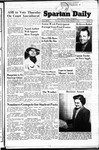 Spartan Daily, February 13, 1950 by San Jose State University, School of Journalism and Mass Communications