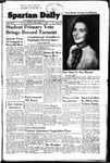 Spartan Daily, February 17, 1950 by San Jose State University, School of Journalism and Mass Communications