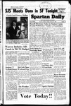 Spartan Daily, February 21, 1950 by San Jose State University, School of Journalism and Mass Communications