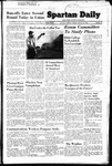Spartan Daily, February 23, 1950 by San Jose State University, School of Journalism and Mass Communications