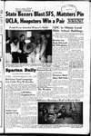 Spartan Daily, February 27, 1950 by San Jose State University, School of Journalism and Mass Communications