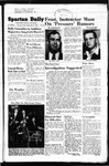 Spartan Daily, March 3, 1950 by San Jose State University, School of Journalism and Mass Communications