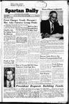 Spartan Daily, March 6, 1950 by San Jose State University, School of Journalism and Mass Communications