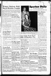 Spartan Daily, March 8, 1950 by San Jose State University, School of Journalism and Mass Communications