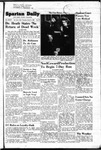 Spartan Daily, March 9, 1950 by San Jose State University, School of Journalism and Mass Communications