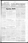 Spartan Daily, March 10, 1950 by San Jose State University, School of Journalism and Mass Communications
