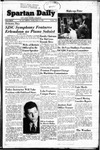 Spartan Daily, March 14, 1950 by San Jose State University, School of Journalism and Mass Communications