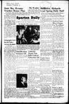Spartan Daily, March 15, 1950 by San Jose State University, School of Journalism and Mass Communications