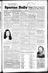 Spartan Daily, March 20, 1950 by San Jose State University, School of Journalism and Mass Communications