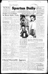 Spartan Daily, March 22, 1950 by San Jose State University, School of Journalism and Mass Communications