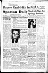 Spartan Daily, April 3, 1950 by San Jose State University, School of Journalism and Mass Communications