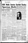 Spartan Daily, April 7, 1950 by San Jose State University, School of Journalism and Mass Communications