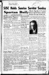 Spartan Daily, April 7, 1950