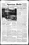 Spartan Daily, April 12, 1950 by San Jose State University, School of Journalism and Mass Communications