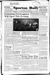 Spartan Daily, April 13, 1950 by San Jose State University, School of Journalism and Mass Communications
