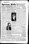 Spartan Daily, April 14, 1950 by San Jose State University, School of Journalism and Mass Communications