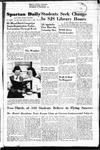 Spartan Daily, April 17, 1950 by San Jose State University, School of Journalism and Mass Communications