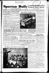 Spartan Daily, April 27, 1950 by San Jose State University, School of Journalism and Mass Communications