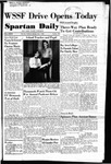Spartan Daily, May 1, 1950 by San Jose State University, School of Journalism and Mass Communications