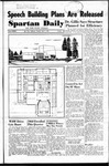 Spartan Daily, May 2, 1950 by San Jose State University, School of Journalism and Mass Communications