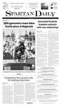 Spartan Daily April 5, 2011