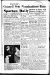 Spartan Daily, May 9, 1950 by San Jose State University, School of Journalism and Mass Communications