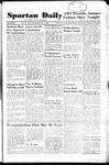 Spartan Daily, May 10, 1950 by San Jose State University, School of Journalism and Mass Communications