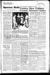 Spartan Daily, May 11, 1950 by San Jose State University, School of Journalism and Mass Communications