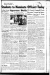 Spartan Daily, May 12, 1950 by San Jose State University, School of Journalism and Mass Communications