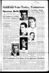Spartan Daily, May 18, 1950