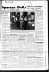 Spartan Daily, May 19, 1950 by San Jose State University, School of Journalism and Mass Communications