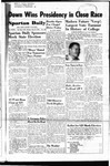 Spartan Daily, May 22, 1950 by San Jose State University, School of Journalism and Mass Communications