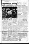 Spartan Daily, May 23, 1950 by San Jose State University, School of Journalism and Mass Communications
