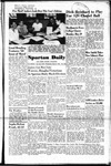 Spartan Daily, May 24, 1950 by San Jose State University, School of Journalism and Mass Communications