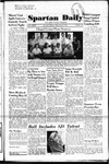 Spartan Daily, May 26, 1950 by San Jose State University, School of Journalism and Mass Communications