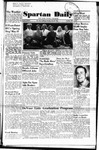 Spartan Daily, May 29, 1950 by San Jose State University, School of Journalism and Mass Communications