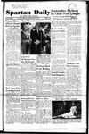 Spartan Daily, May 31, 1950 by San Jose State University, School of Journalism and Mass Communications